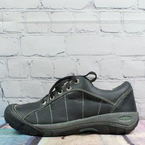 KEEN Leather Lace-up Sneaker Size 7.5